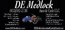 DE Medlock