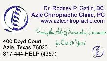 Dr. Rodney Gatlin, DC