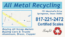 All Metal Recycling
