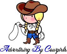 Advertising by Cowgirls Logo