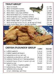 Bayseas Seafood Restaurant Menu pg2