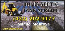 Bulls Septic Tank Service