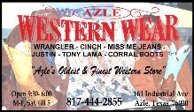Azle Western Wear