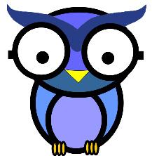designed owl