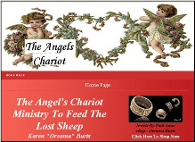 The Angels Chariot Website